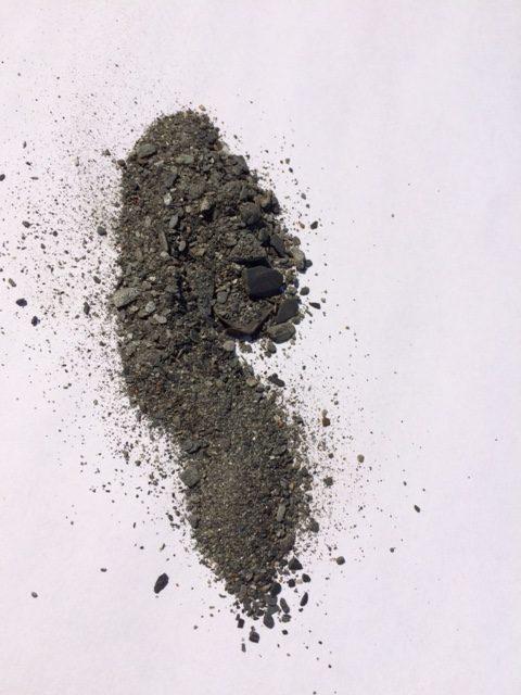 Bluff Creek soil sample